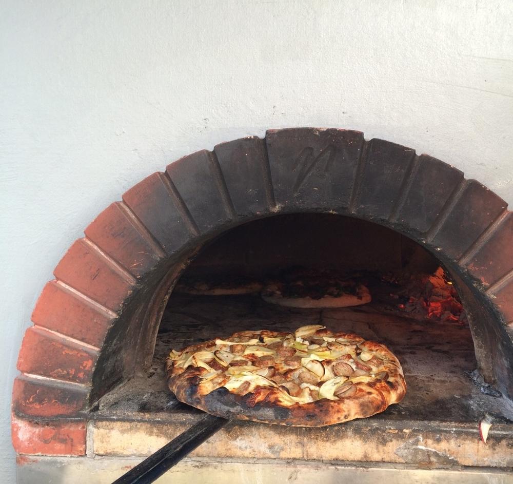 Tastebud pizza